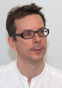 Matthew Elton (photo) - providing counselling in Edinburgh and via Skype/FaceTime